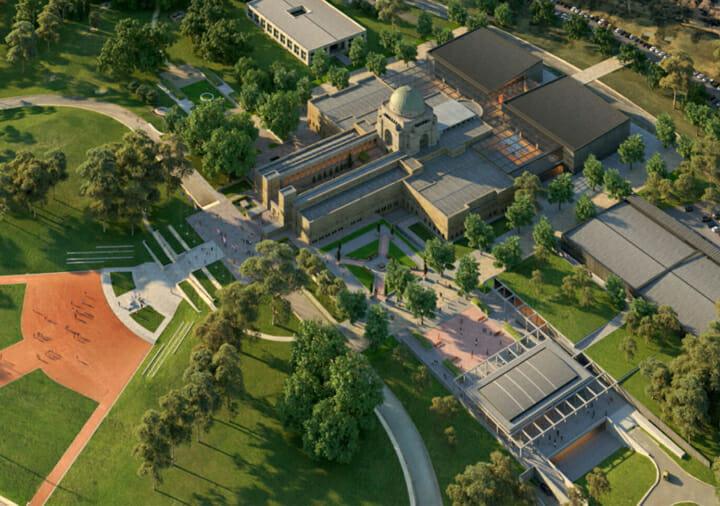 Australian War Memorial Redevelopment