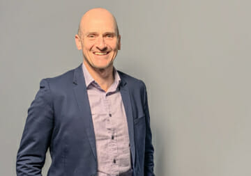 David McCann as General Manager, Infrastructure VIC