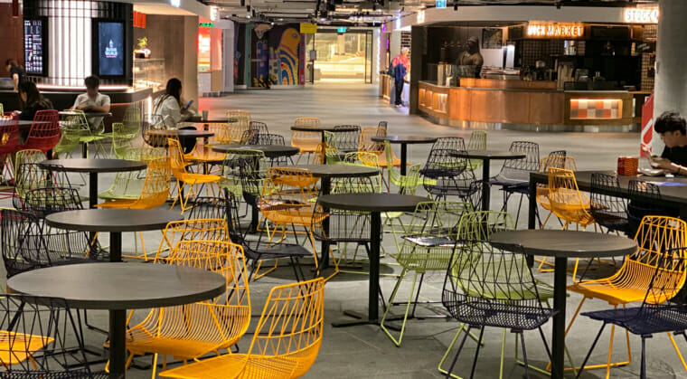 UTS Central - Food Court