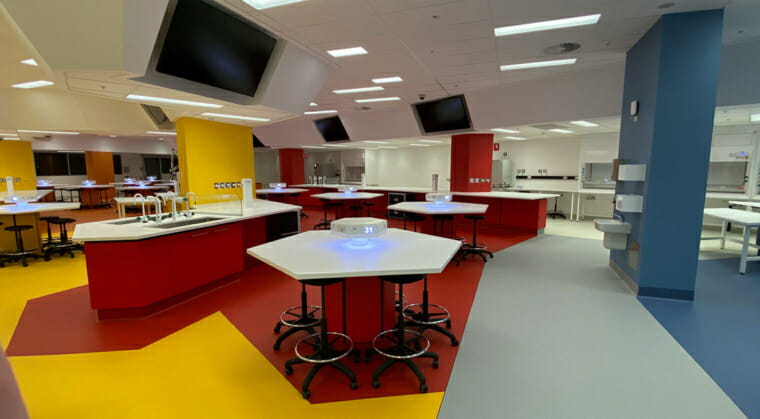 UTS Central - Hive Superlab