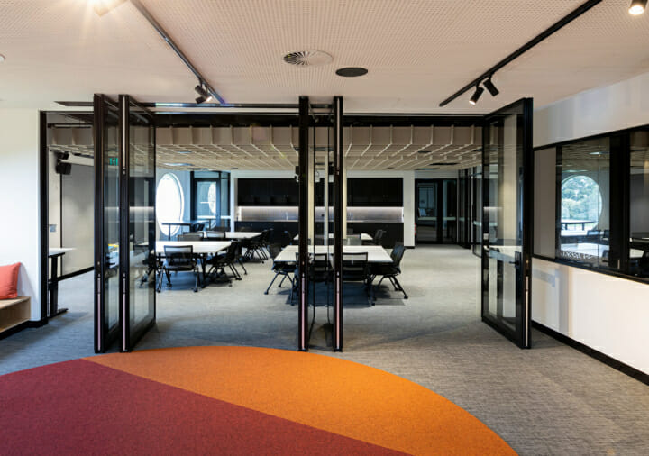 RMIT School of Education Fitout