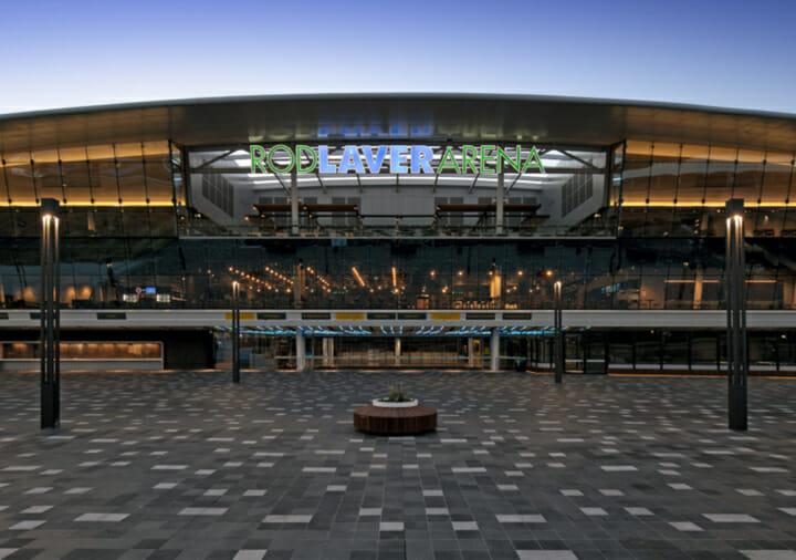Rod Laver Arena eastern annex