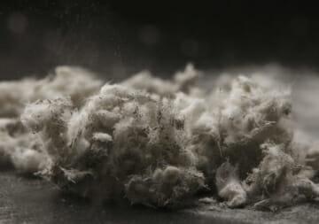 Lose fill asbestos