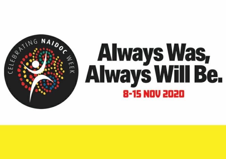 NAIDOC Week 2020 Logo
